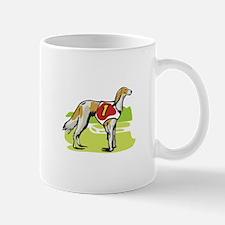 SALUKI DOG Mugs