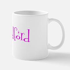 Mrs. Bradford Mug