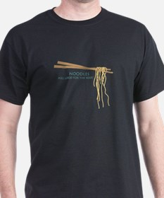 Noodles Are Good For The Slow! T-Shirt