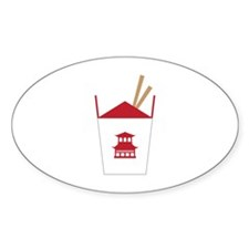 Chinese Takeout Decal