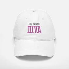 Bus Driving DIVA Baseball Baseball Cap