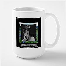 Virginia Woolf On Aging Mugs