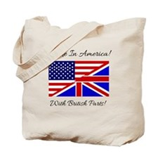 Cute Flags Tote Bag