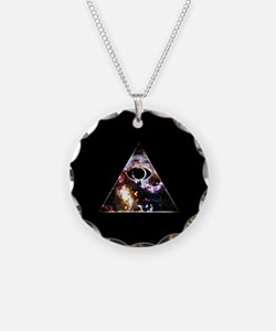 All Seeing All Knowing Necklace