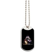 All Seeing All Knowing Dog Tags