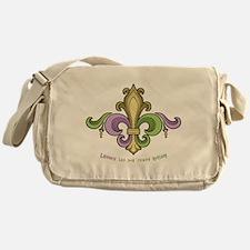 Laissez De Lis Messenger Bag