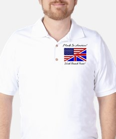 Cute British T-Shirt