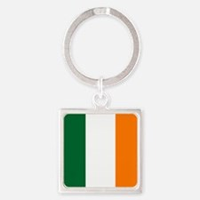 Team Ireland Square Keychain