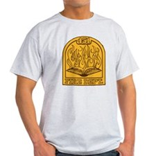 Fahrenheit 451 - Shield Insigna T-Shirt
