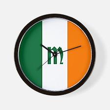 Team Ireland Monogram Wall Clock