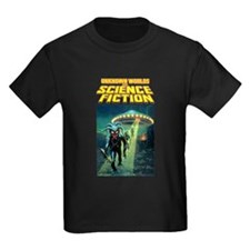 Unknown Worlds Science Fiction - scifi vin T-Shirt