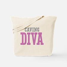 Caving DIVA Tote Bag