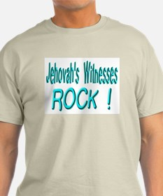Jehovah's Witnesses Rock ! T-Shirt