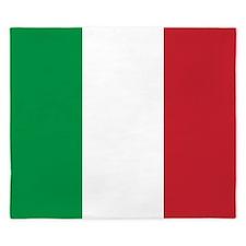Team Italy King Duvet