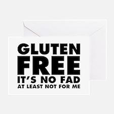 Gluten Free Greeting Card