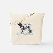 Munsterlander Tote Bag