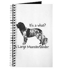 Munsterlander Journal