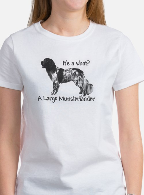 Munsterlander Tee