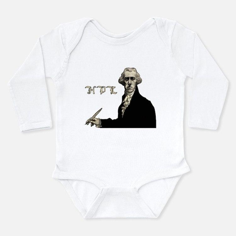 Lovecraft - Howard Phillips Lovecraft Body Suit
