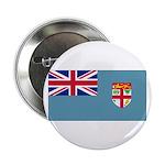 Fiji Fijian Blank Flag Button