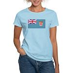 Fiji Fijian Blank Flag Women's Light T-Shirt