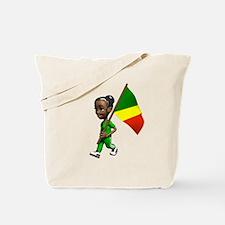 Congo Girl Tote Bag