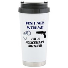 Cops wives Travel Mug