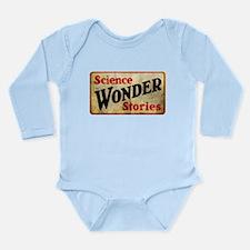 Science Wonder Stories Body Suit