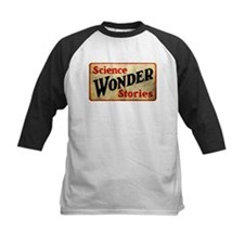 Science Wonder Stories Baseball Jersey