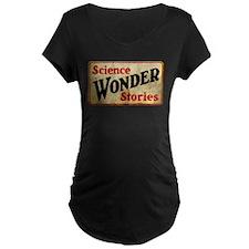 Science Wonder Stories Maternity T-Shirt