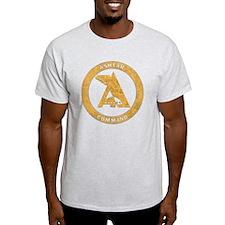 UFO Ashtar Command - scifi vintage T-Shirt