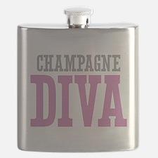 Champagne DIVA Flask