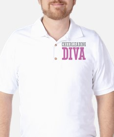Cheerleading DIVA Golf Shirt