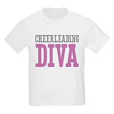 Cheerleading DIVA T-Shirt
