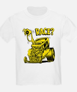 Race vintage hot rod custom car T-Shirt