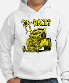 Race vintage hot rod custom car Hoodie