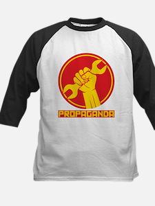 Workers Unions Propaganda Baseball Jersey