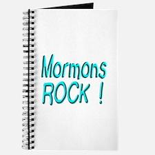 Mormons Rock ! Journal