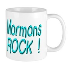 Mormons Rock ! Mug