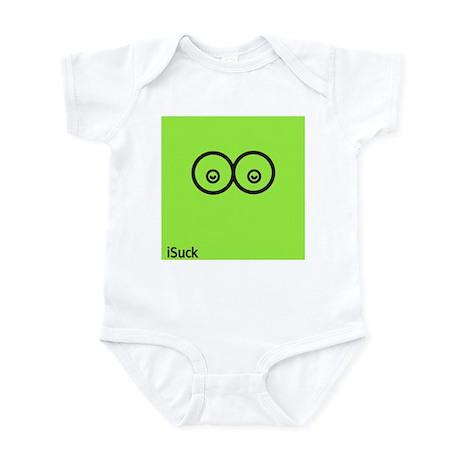 iSuck iPOD STYLE Infant Bodysuit