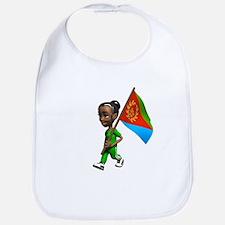 Eritrea Girl Bib