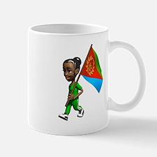 Eritrea Girl Mug