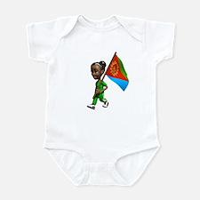 Eritrea Girl Infant Bodysuit