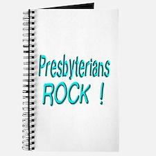 Presbyterians Rock ! Journal