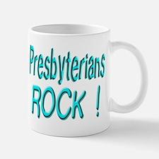 Presbyterians Rock ! Mug