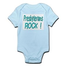 Presbyterians Rock ! Infant Bodysuit