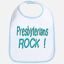 Presbyterians Rock ! Bib