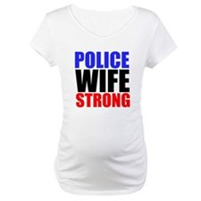 Police Wife Strong Shirt