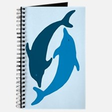 blue dolphin duet Journal