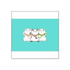 LuckyCat PuppyCat Sticker